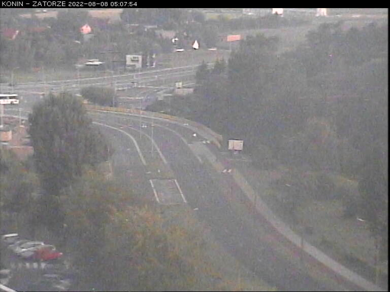 Webcam in Konin